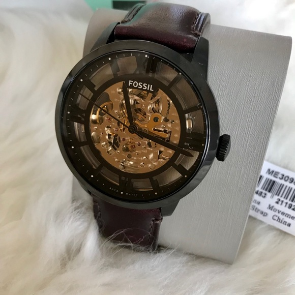 9c177be00 Fossil Accessories   Automatic Watch Mens   Poshmark